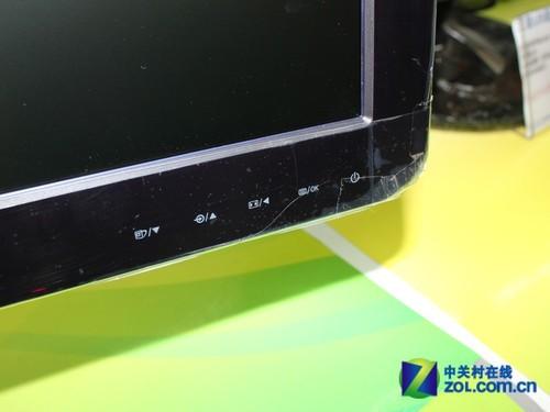 飞利浦247e3lsu液晶显示器的按键