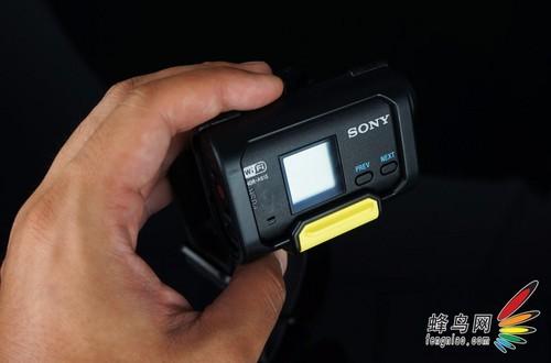 索尼(sony)hdr-as15数码摄像机外观介绍评测-zol