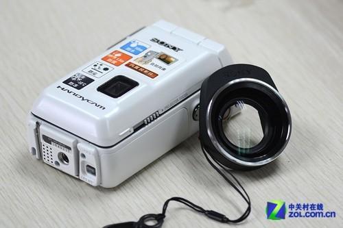 索尼(sony)hdr-gwp88e数码摄像机外观介绍评测-zol