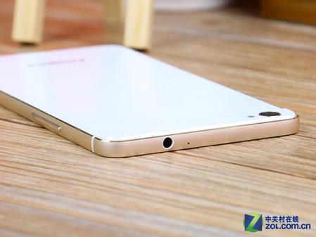 酷派(coolpad)ivvi s6 s6-nt/双4g手机侧面细节评测