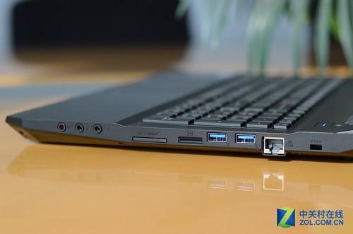 神舟(神舟)战神z7笔记本电脑接口评测-zol中关村在线