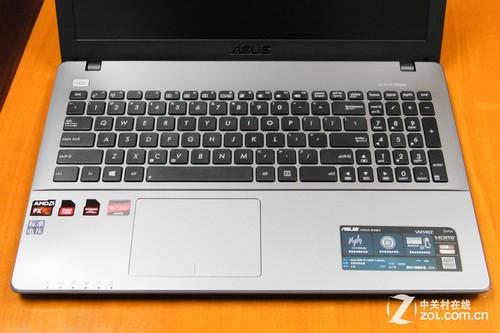 华硕(asus)vm590ze7600笔记本电脑键盘评测-zol