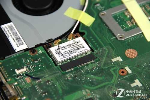 华硕(asus)a550jk4710笔记本电脑拆解图评测-zol